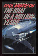 Boat Of A Million Years Book Poul Anderson Science Fiction Sci-Fi Novel