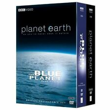 Planet Earth/The Blue Planet: Seas of Life (DVD, 2007, 10-Disc Set)
