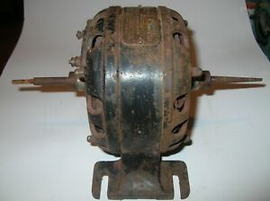 Antique General Electric Induction Motor - 1905 - Bench Grinder - Buffing Wheel