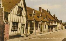 LAVENHAM ( Suffolk) : Weavers Cottages-VALENTINE'S