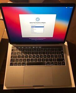 "Apple MacBook Pro Retina 13.3"" Core i5 7th Gen - 3.1Ghz 8GB RAM 256GB SSD A1706"