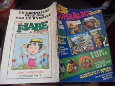 """SUPER ALBO DE L'AVVENTUROSO N.1 - SOLE EDITORE 1974 - BUONO """"N"""""""