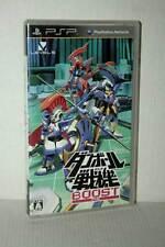 DANBALL SENKI BOOST GIOCO USATO OTTIMO STATO SONY PSP EDIZIONE JAPAN TN1 49233