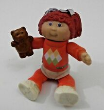 Vintage Cabage Patch Kids Mini Toy Doll Figurine 1984 First Edition