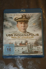 U.S.S. Indianapolis - Men of Courage - Drama mit Nicolas Cage (Blu-ray)