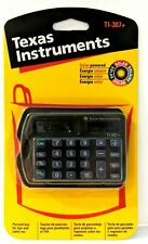 Texas Instruments Ti-307+ Solar Powered Pocket Calculator New and Sealed