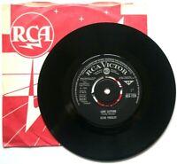 "NM/NM Elvis Presley LOVE LETTERS (RCA 1526) 7"" VINYL 45 EX+ Near Mint!"