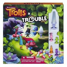 Trolls In Trouble (Frustration) Childrens/Kids Pop Up Dice Board Game