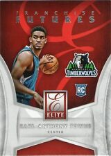 2015-16 Elite Franchise Futures #1 Karl-Anthony Towns Rookie