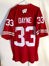 Adidas Premier NCAA Jersey Wisconsin Badgers Ron Dayne Red sz M
