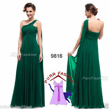 One Shoulder Special Occasion Plus Size Dresses for Women