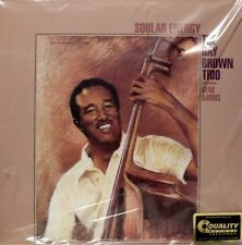 RAY BROWN - ANALOGUE PRODUCTIONS - APJ-268-45 -  SOULAR ENERGY - 2LP - 45rpm