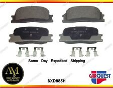 *Disc Brake Pads ceramic BXD885A Rear fits, Toyota,Lexus 2002-2006