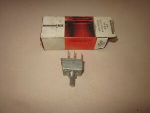 NOS Ford Motorcraft Blower Switch D1RY-19986-A 1971-82 Ford Mustang Mach 1 GT