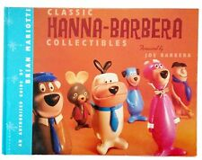 Hanna-Barbera Classic Collectibles Book by Brian Mariotti - Edited copy - RARE