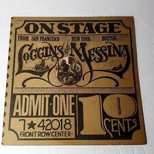 Loggins And Messina – On Stage: Columbia Vinyl 1974 LP 2x Album Gatefold (Rock