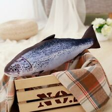 Fish Throw Pillow Realistic Fish Stuffed Toy for Living Room Bar Nursery Party