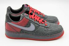 ddd186409731 NIKE Air Force 1 Supreme  07 (Malone) - Black Red - Men s