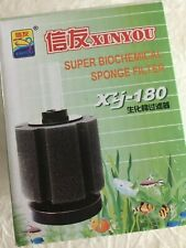 Aquarium Fish Tank Super Biochemical Sponge Filter XY-180
