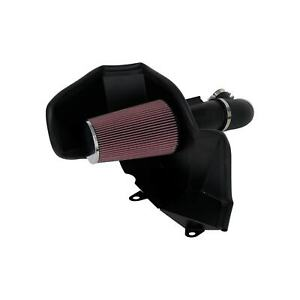 K&N Performance Air Intake System Red Filter for 2017-2020 Cadillac XT5 63-3115