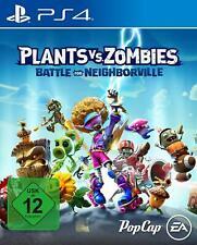 Plants vs zombies-Battle for neighborville ps4!!! nuevo + embalaje orig.!!!