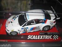 SCX Ref.  A10156S300 BMW M3 GT2 CROWNW PLAZA   Nuevo new  1/32