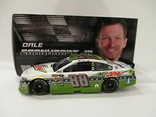 DALE EARNHARDT JR & IVES .. signed 2016 . MTN DEW .. ALL STAR RACE  .. 1/24 CAR