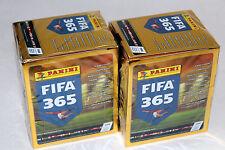 Panini FIFA 365 Saison *2016* INT. ED. EUROPA 2 x DISPLAY BOX 100 Tüten packets
