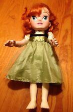 "Disney Frozen Princess Anna Toddler figure Doll 16"""