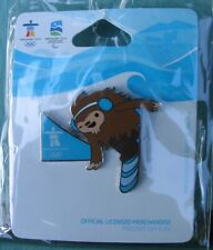 Quatchi Parallel GS 1278 AUTHENTIC Vancouver 2010 Winter Olympic PIN