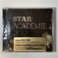 Star Académie 2012 New Sealed CD 2012