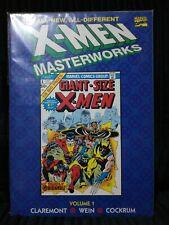 X-Men Masterworks Volume 1 Marvel Comics, Bagged