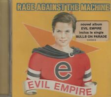 RAGE AGAINST THE MACHINE - Evil Empire - CD - 1996 - NEAR MINT
