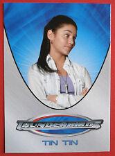 THUNDERBIRDS (The 2004 Movie) - Card#12 - Tin Tin - Cards Inc 2004