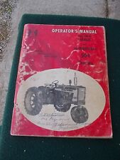McCormick Farmall 504 Tractor Orignal IH IHC Red Vintage Owners Manual 1014434R1