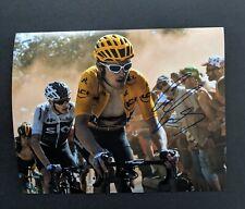 Geraint Thomas Signed 8x10 Photo Tour de France