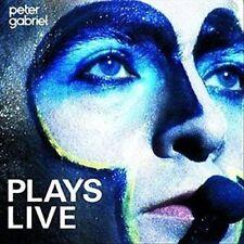 New: PETER GABRIEL Plays Live Highlights CD
