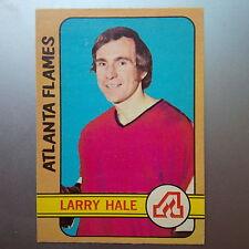1972-73 OPC O-Pee-Chee #53 Larry Hale RC Atlanta Flames - NM