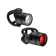 Lezyne Femto Drive LED Lights Pair Black
