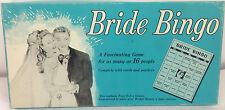 Bride Bingo Game Bridal Shower Game