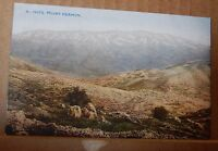 Postcard  Syria  Mount Hermon Photochrom A15075 Celesque series unposted
