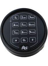 Sargent and Greenleaf S&G 6120-303 Digital Keypad Safe Lock Replacement Black