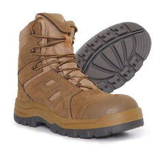 Steel Toe Combat Boots for Men Tactical Military Ankle Waterproof Hiking Boots