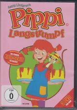 PIPPI LANGSTRUMPF -PIPPI LANGSTRUMPF-ZEICHENTRICK (SPECIAL EDITION)  3 DVD NEU