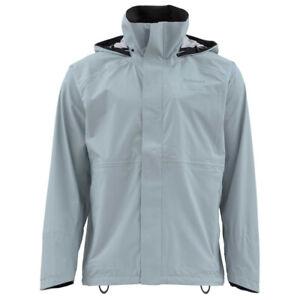 SIMMS Vapor Elite Jacket - Color Grey Blue - ON SALE NOW!