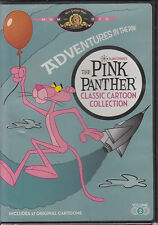Pink Panther Classic Cartoon Collection: Volume 2 (DVD, 2005) New