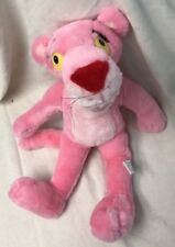1998 Pink Panther plush character doll figurine classic cartoon
