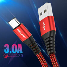 Micro USB Type C Cable 3A Fast Charging Data Cable Cord Universal For Android