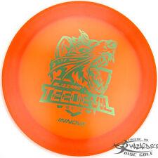 NEW Orange LE Stamp BLIZZARD CHAMPION TEEDEVIL Driver 158g Innova Disc Golf FAST