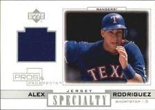 Upper Deck Alex Rodriguez Single Baseball Cards